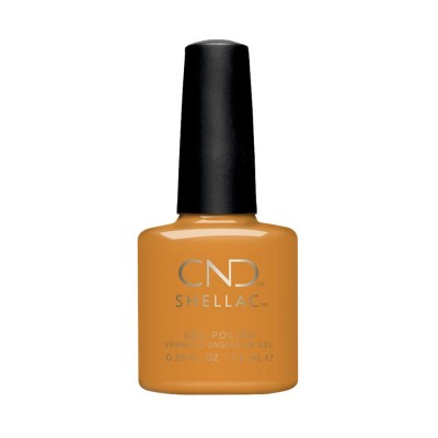 CND Shellac Candlelight  colection Wild Romanthic
