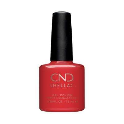 CND Shellac  Soft Flame colection Wild Romanthic