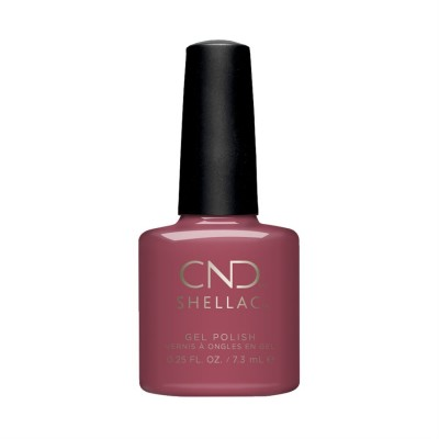 CND Shellac Wooded Bliss colection Wild Romanthic