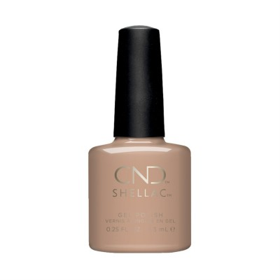 CND Shellac  Wrapped in Linen colection Wild Romanthic