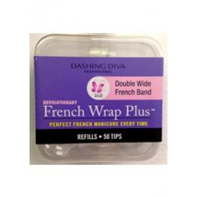 "MUDASHING DIVA FRENCH WRAP  ""Recharge"" 50"