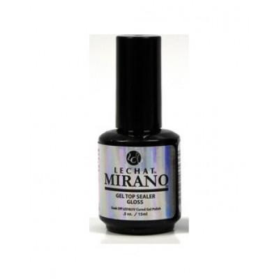 MU Top Mirano UV/DEL 15ml. No-Wipe