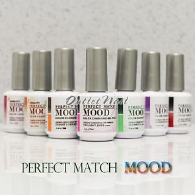 MUPerfect Match  UV/DEL Mood Thermique