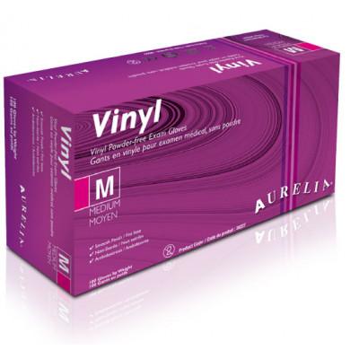 AC Gants Vinyl  boite de 100 promo -10%